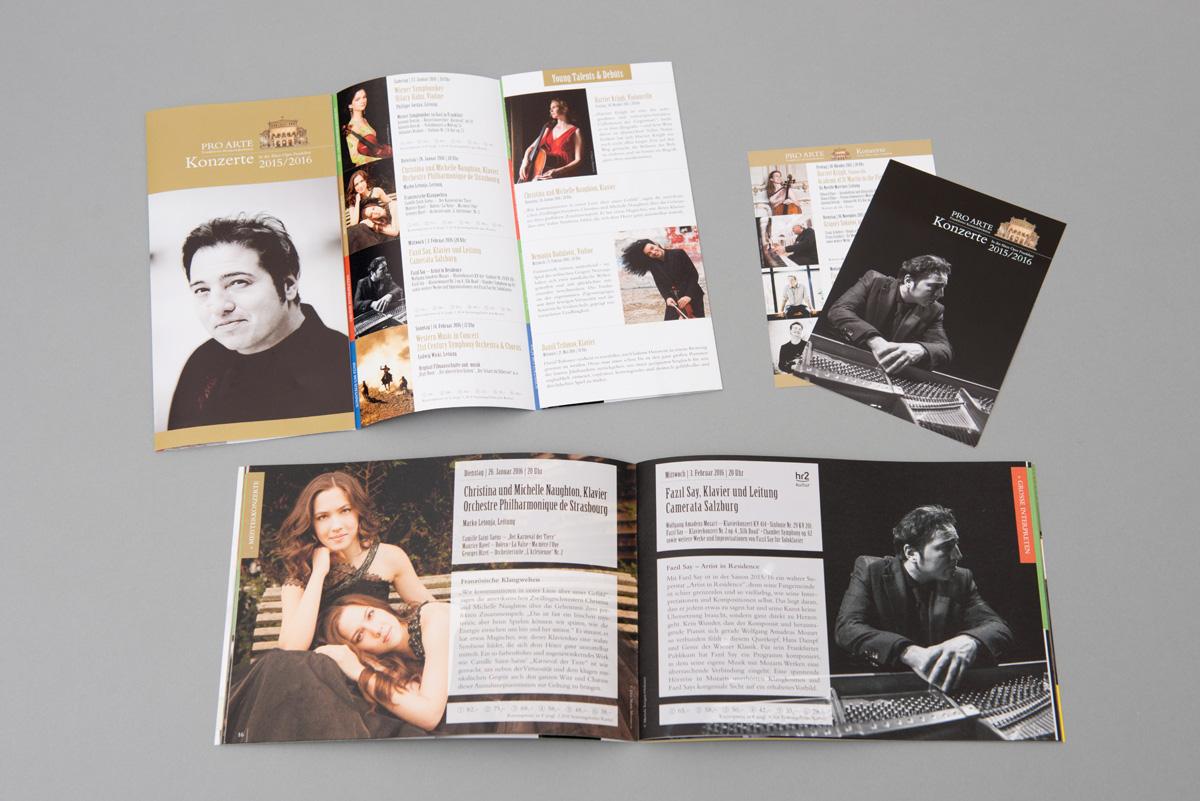 PRO ARTE Frankfurter Konzertdirektion