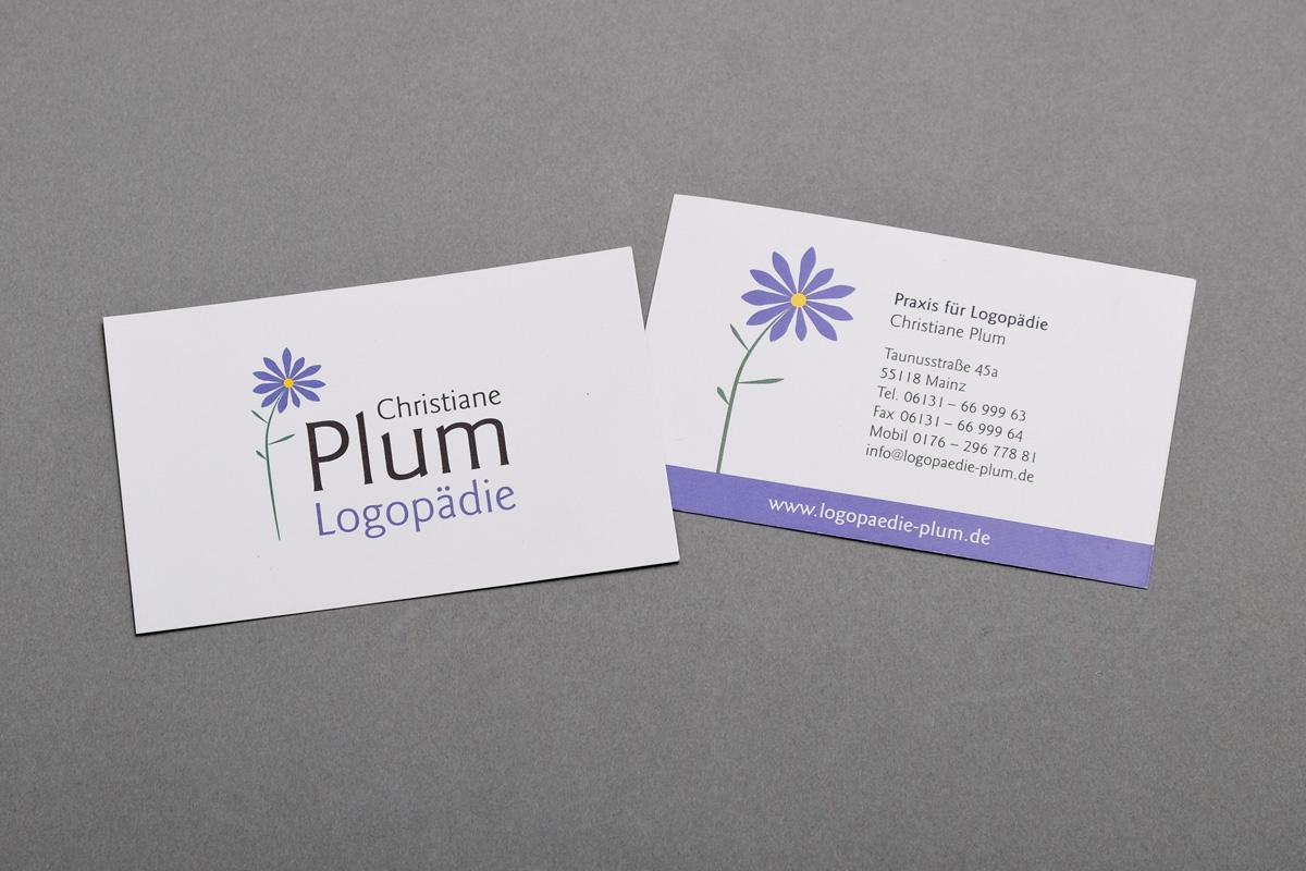Logopädie Plum