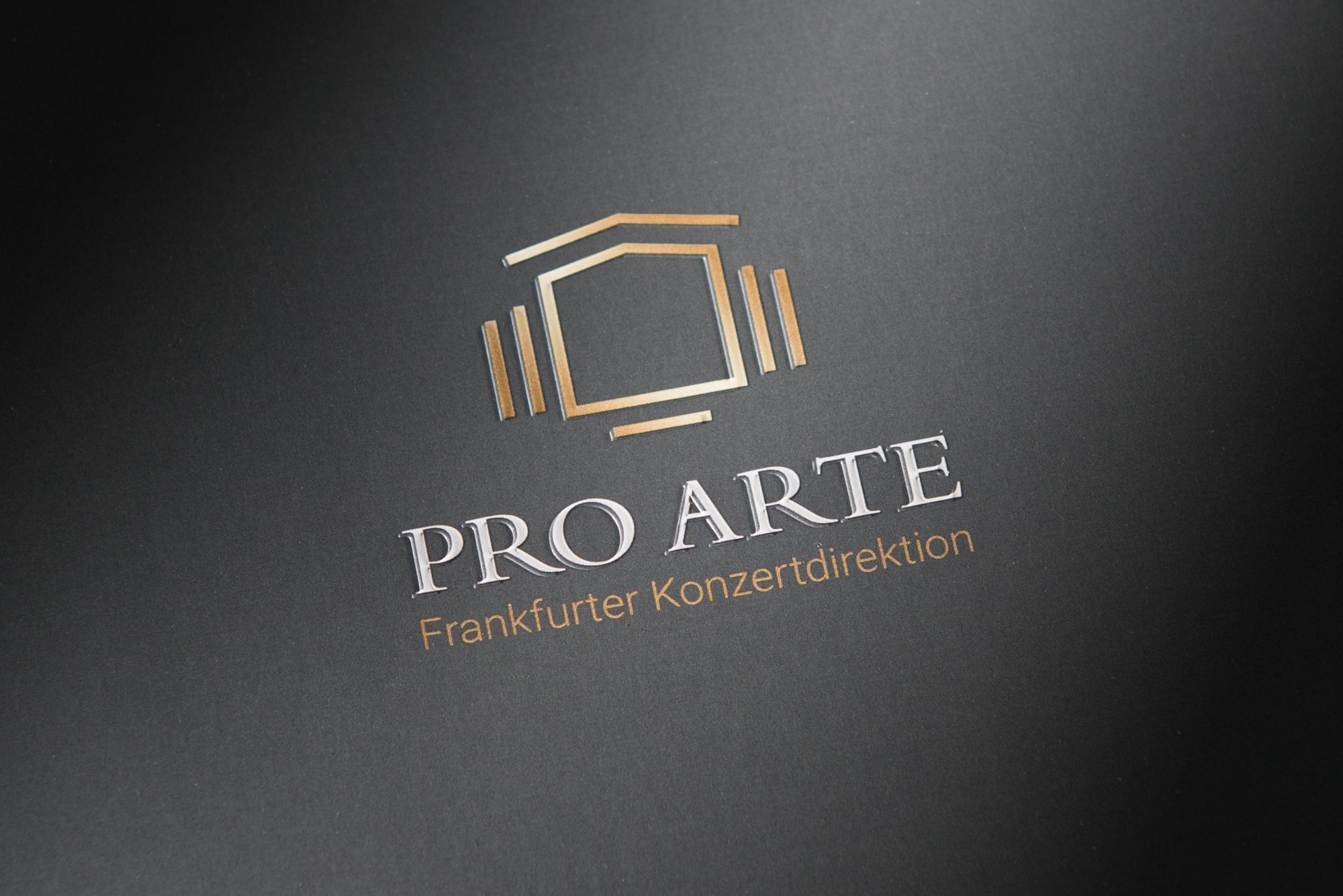 PRO ARTE - Logo Redesign