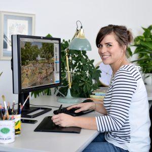 Melanie Freund grafik & illustration