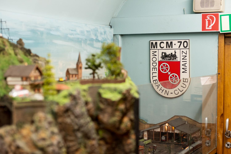 Modellbahn-Club MCM 70 Mainz