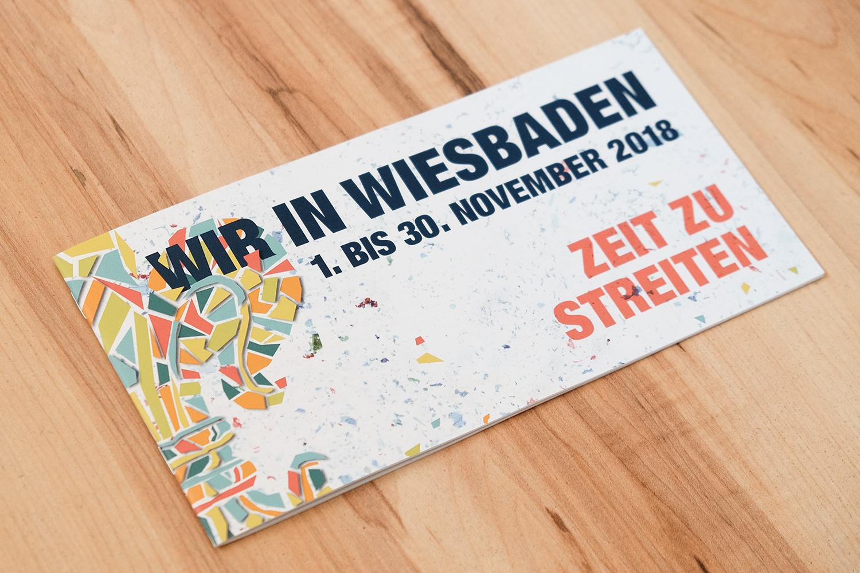 Wir in Wiesbaden - Zeit zu streiten