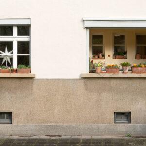 (Um)Siedlung am Mainzer Fichteplatz